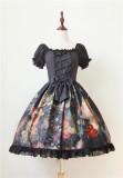 Neverland Lolita Maiden's Garden  Lolita Chiffon OP