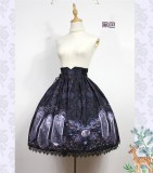 Nightmare Spells~ Lolita Skirt