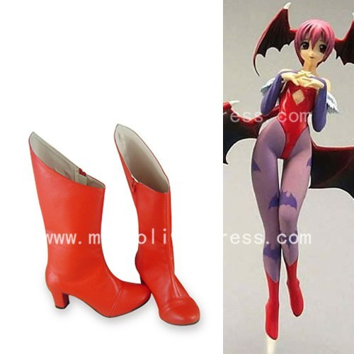 Sweet Red 6.3cm Heel Red Boots