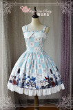 Magic Tea Party~ Battle of the throne JSK Dress Version I-Ready Made