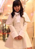 Victoria Rococo Elegant Cream Lolita Jacket Cape