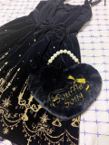 Neverland Lolita Love/Strawbery Winter Lolita Bag -2 Ways