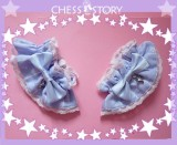 Chess Story Dreamy Starry Night Lolita Wristcuffs