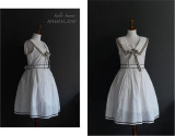 HMHM Lolita ~Sailor Summer~ Sailor Collar Lolita Jumper -Pre-order