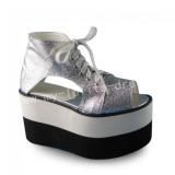 Lady's Summer High Platform Lolita Sandals