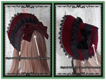 Infanta ***Rose Sanctuary*** Lolita Bonnet