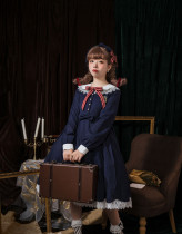 Pennyhouse ~Clementi College of Music Lolita OP -Ready Made