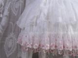Sakura Carp Lolita Blouse/Petticoat -Pre-order Closed
