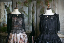 Summer Picture Book~ Elegant Lace Lolita Blouse 2 Ways