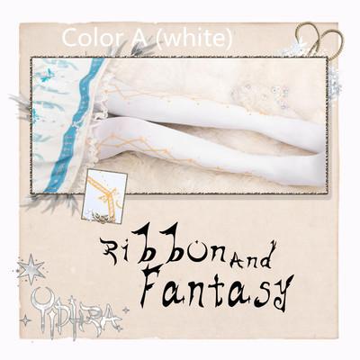 Ribbon And Fantasy~ Lolita Tights