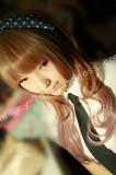 Orange Chocolate Brown 3 Colors Lolita Wig