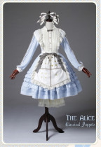 Classical Puppet The Alice Full Set - Classic Blue Ready Made