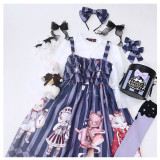 Alice's Cat~ Sweet Lolita Jumper