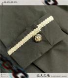 Soufflesong Lolita ~Niemansland Military Style Lolita OP