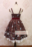Alice Girl~ Strawberry&Rabbit~ Lolita JSK Dress