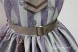Neverland Lolita ~Steampunk Cat~ Lolita Normal Waist JSK Dress -Pre-order