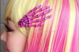 Gothic Skull Claws Hairpin 4 Colors