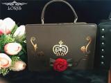 Loris~ Crown Gothic Lolita Handbag