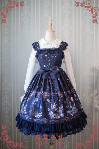 Alice in Wonderland~ Classic Lolita JSK