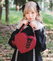Repair of Love~ Sweet Lolita Hand Bag/Cross-body Bag -Ready Made