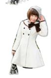 Princess Faith Classic Elegant Wool Long Lolita Coat