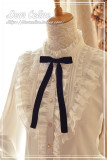 Dear Celine ~Aria On the G string~ Lolita Blouse - Ready Made