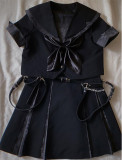 Your Highness ~The Oath Of The Judge JK Lolita OP/Blouse + Skirt Improved Version -Pre-order