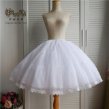 BOGUTA LOLITA ~Sweet Super Puff A-shaped Lolita Petticoat -Ready Made