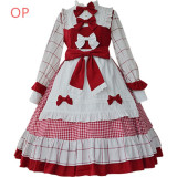 The Picnic Maiden Sweet Lolita OP -Special Price