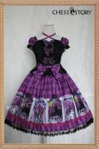 Chess Story ~Doll Theater~ Lolita OP Dress