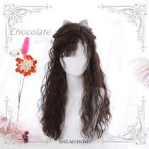 Little witch~65cm long Curls Lolita Wig