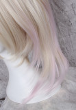 Sweet Bisque Lotali Wig with Two Ponytails