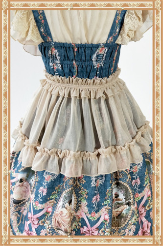 Infanta A Dance In Fairyland~ Lolita Accessories
