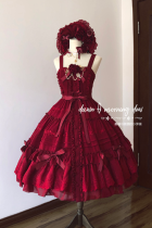 Rose Maiden~ Elegant Classic Lolita Series -Ready Made