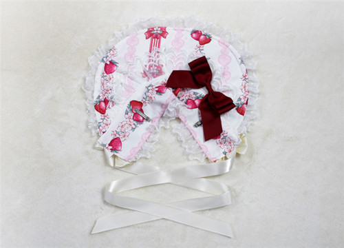 Strawberry Bunny~ Lolita Accessaries