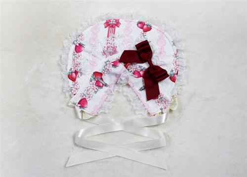 Strawberry Bunny~ Lolita Accessaries