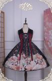 Panda ~Classic Qi Lolita JSK Dress Version II -IN Stock