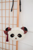 Panda ~Classic Qi Lolita Accessories -Ready Made