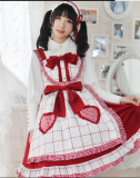 The Picnic Maiden Sweet Lolita JSK -Special Price