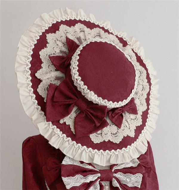 Romantic Salon~ Lolita Accessaries -Ready Made