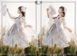 Singing of Deer Series~ Lolita Jumper Version II-Ready Made