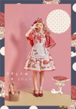 Dream In July ~Mushroom Has Power~ Sweet Lolita Accessories