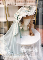 Elpress L ~West Island~ Lolita Accessaries -Ready MADE