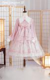 Epiphyllum Jellyfish Qi Lolita Dress Version III - Ready MADE