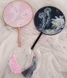 Epiphyllum Jellyfish Qi Lolita Accessories -Ready MADE