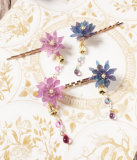 Epiphyllum Jellyfish Qi Lolita Accessories -Ready MADE