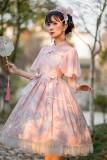 Epiphyllum Jellyfish Qi Lolita Dress Version II - Ready MADE