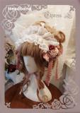 Elpress L ~Christmas D*Romance Ode~ Elegant Lolita Accessarie