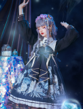 Epiphyllum Jellyfish Qi Lolita Dress Version III - Ready MADE