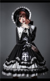 YUPBRO Lolita ~Eternal Night Gothic Lolita OP -Pre-order